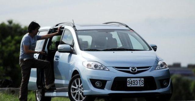 2009 Mazda 5 2.0豪華型七人座  第11張相片