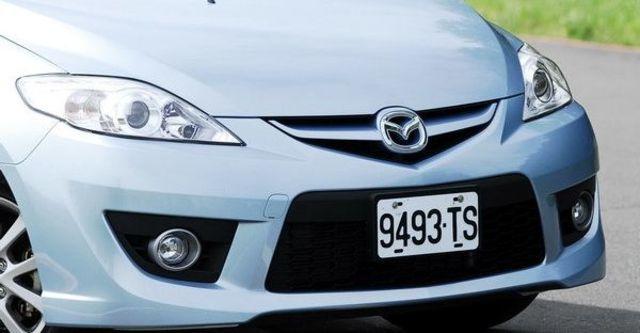 2009 Mazda 5 2.0豪華型七人座  第12張相片