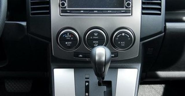 2009 Mazda 5 2.0豪華型七人座  第17張相片