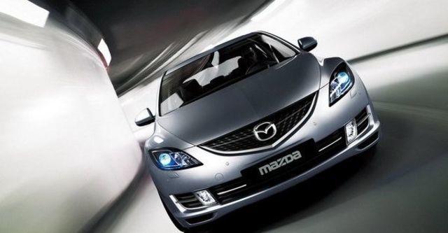 2009 Mazda 6 2.0 尊貴型  第3張相片
