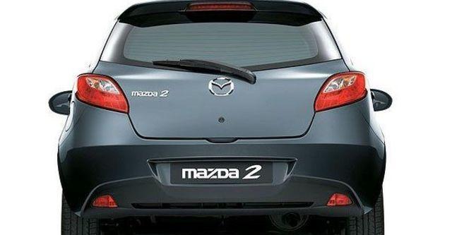 2008 Mazda 2 1.5 頂級型  第3張相片