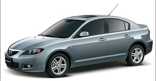 2008 Mazda 3 1.6 尊貴型  第1張相片