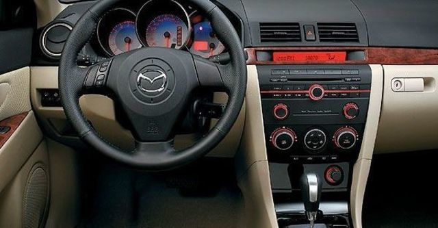 2008 Mazda 3 1.6 尊貴型  第6張相片