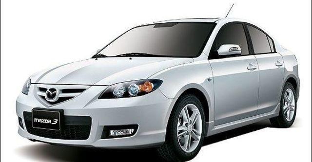 2008 Mazda 3 2.0 頂級型  第1張相片
