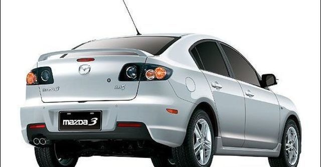 2008 Mazda 3 2.0 頂級型  第3張相片