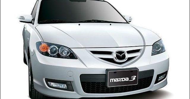 2008 Mazda 3 2.0 頂級型  第5張相片
