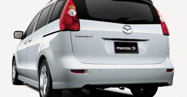 2008 Mazda 5 2.0尊爵型  第4張相片