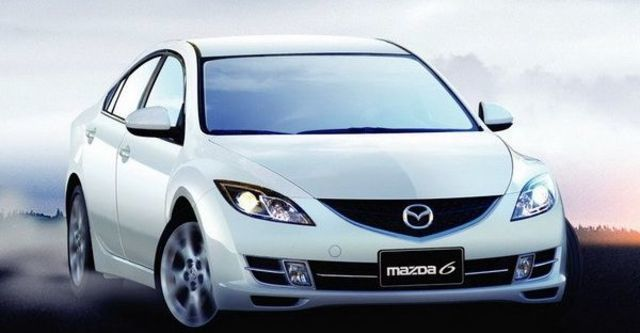 2008 Mazda 6 2.0 頂級型  第2張相片