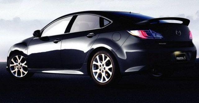 2008 Mazda 6 2.5  第3張相片