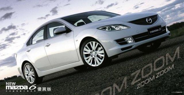 2008 Mazda 6 2.5 優賞版 4D  第4張相片