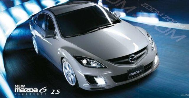 2008 Mazda 6 2.5 優賞版 4D  第7張相片