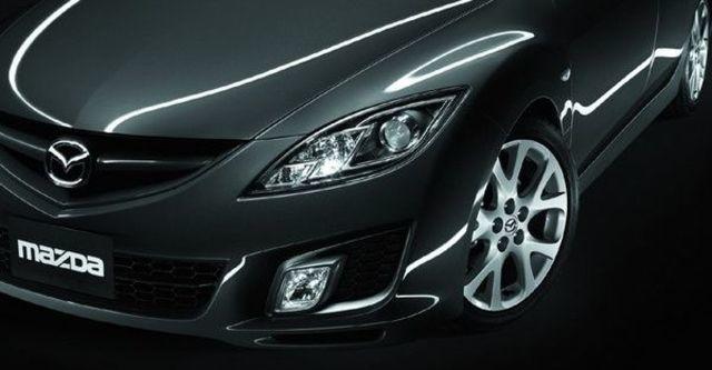 2008 Mazda 6 2.5 優賞版 4D  第9張相片