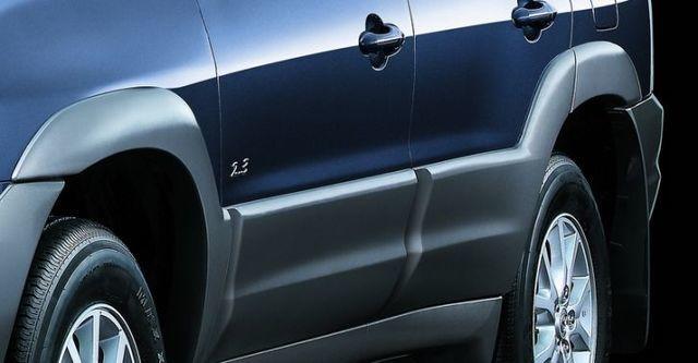 2008 Mazda Tribute 2.3 4WD頂級型  第11張相片