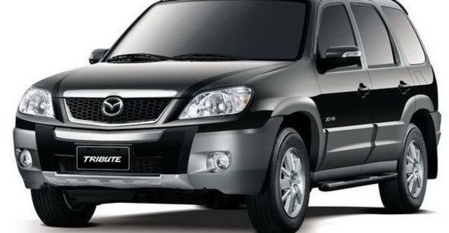 2008 Mazda Tribute 3.0 V6旗艦型  第1張相片