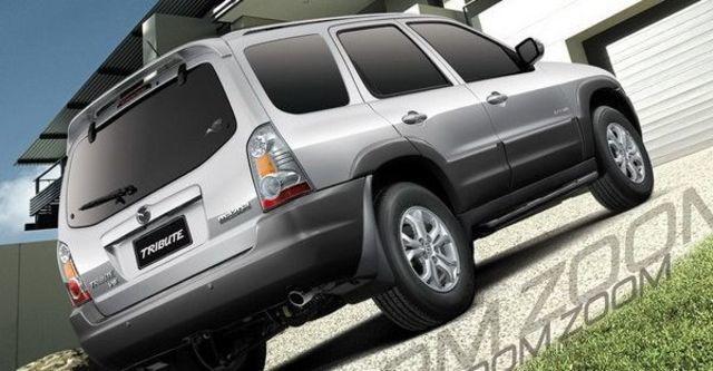2008 Mazda Tribute 3.0 V6旗艦型  第5張相片