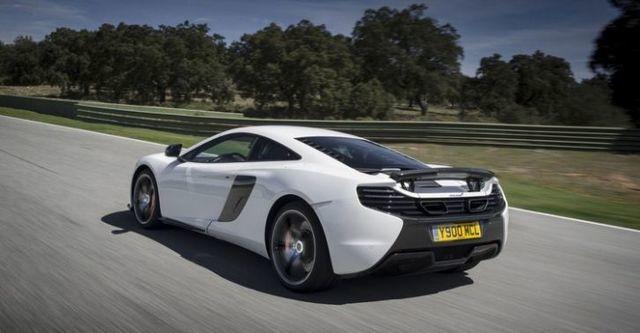 2015 McLaren 650 S V8  第5張相片