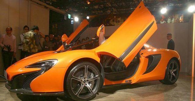 2015 McLaren 650 S Spider V8  第1張相片