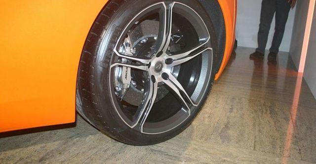 2015 McLaren 650 S Spider V8  第4張相片