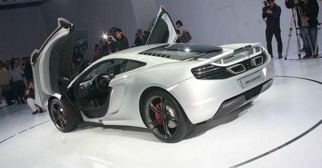 2014 McLaren 12C V8  第2張相片