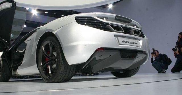 2014 McLaren 12C V8  第4張相片