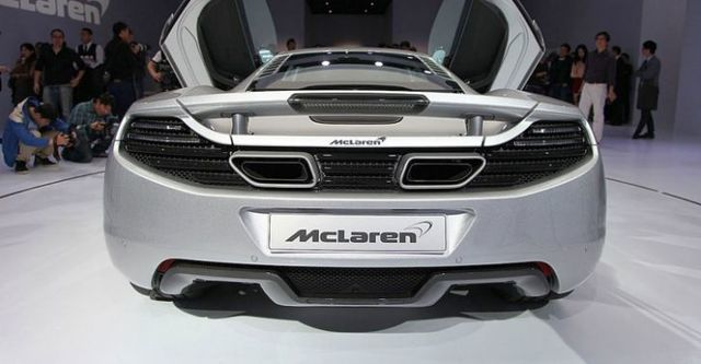 2014 McLaren 12C V8  第6張相片