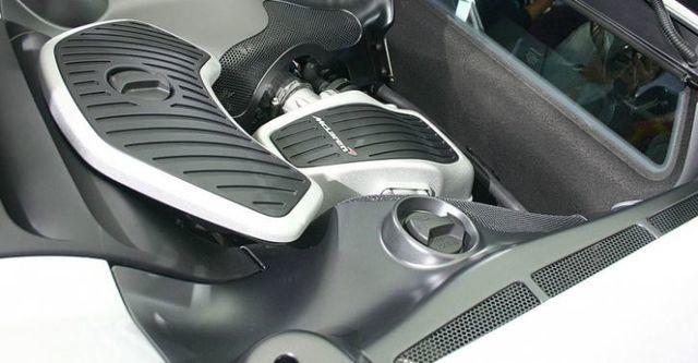 2014 McLaren 12C V8  第7張相片