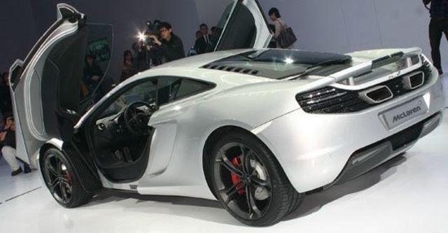 2013 McLaren 12C Coupe  第3張相片