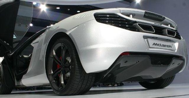 2013 McLaren 12C Coupe  第5張相片