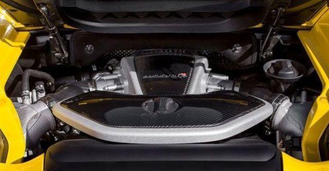 2013 McLaren 12C Spider V8  第8張相片