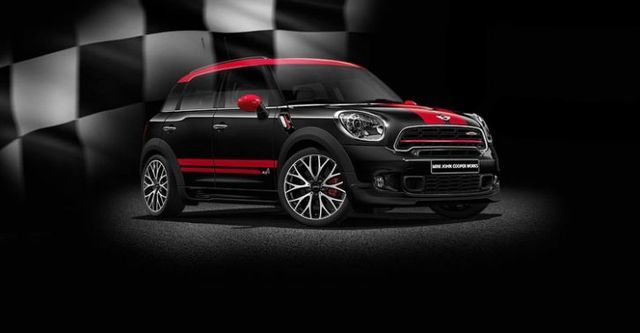 2015 Mini Countryman John Cooper Works  第1張相片