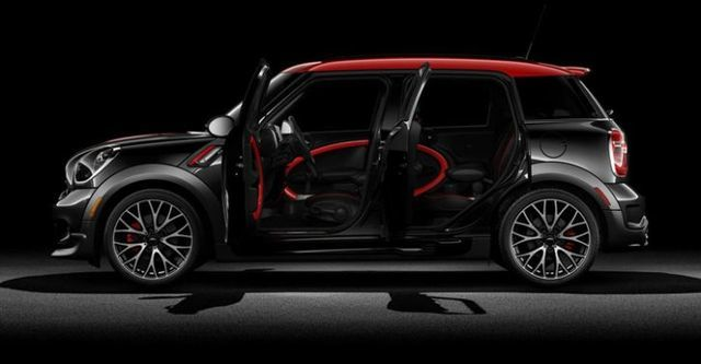 2015 Mini Countryman John Cooper Works  第3張相片