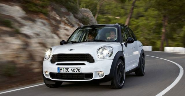 2014 Mini Countryman Cooper S  第1張相片