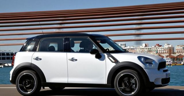 2014 Mini Countryman Cooper S  第2張相片