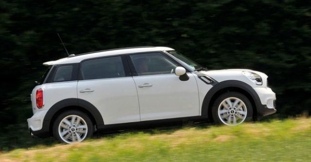 2014 Mini Countryman Cooper S  第5張相片