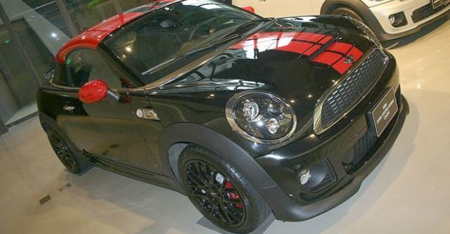 2014 Mini Coupe John Cooper Works  第1張相片