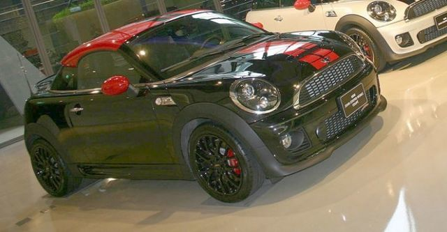 2014 Mini Coupe John Cooper Works  第5張相片