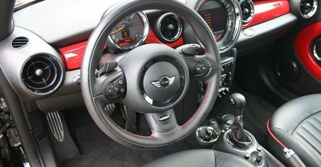 2014 Mini Hatch John Cooper Works  第9張相片