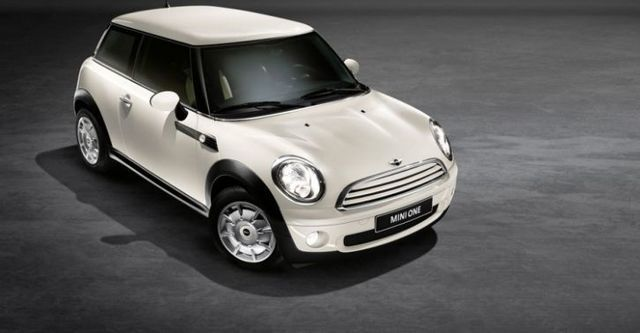 2014 Mini Hatch One  第1張相片