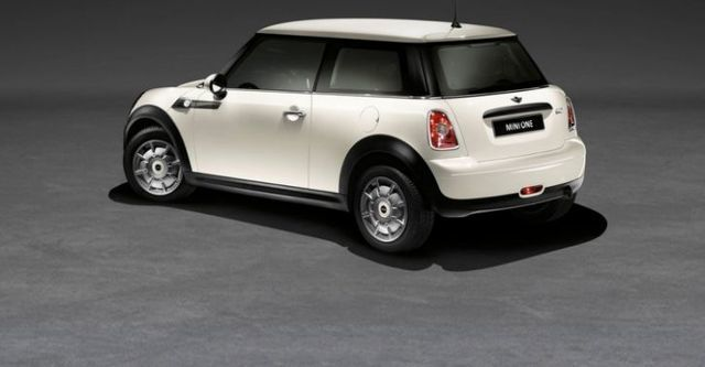2014 Mini Hatch One  第2張相片