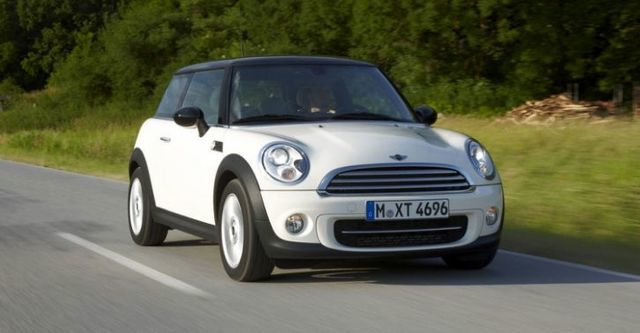 2014 Mini Hatch One  第4張相片