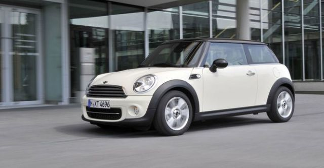 2014 Mini Hatch One  第5張相片