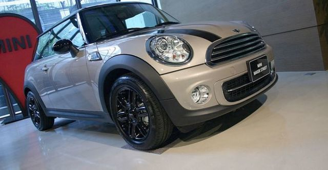 2014 Mini Hatch One  第7張相片