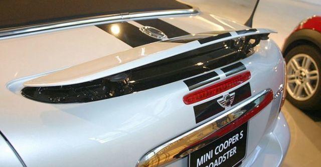 2014 Mini Roadster Cooper S  第4張相片