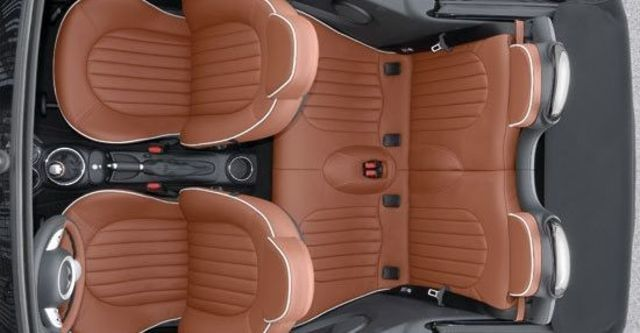 2013 Mini Cabrio Cooper  第8張相片