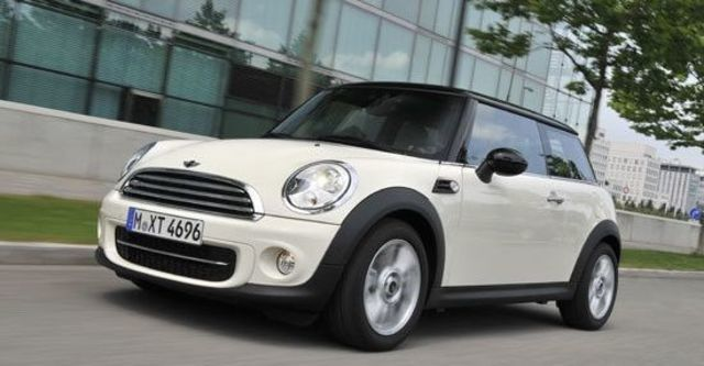 2013 Mini Hatch Cooper  第1張相片