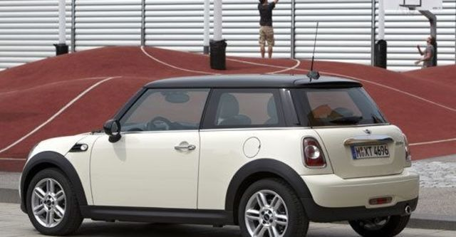 2013 Mini Hatch Cooper  第3張相片