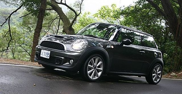 2013 Mini Hatch Cooper S  第1張相片