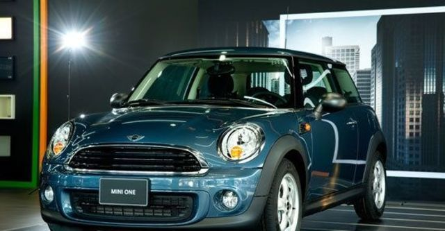 2013 Mini Hatch One  第1張相片