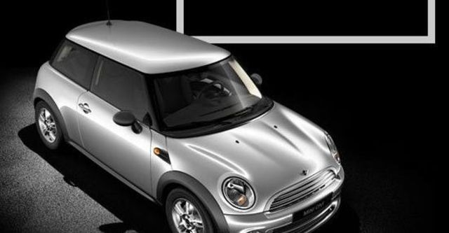 2013 Mini Hatch One  第7張相片