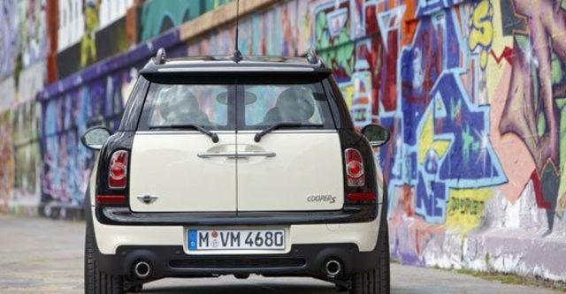 2012 Mini Clubman Cooper S  第4張相片